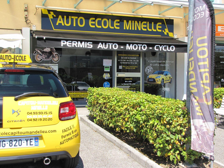 AUTO ECOLE MINELLE